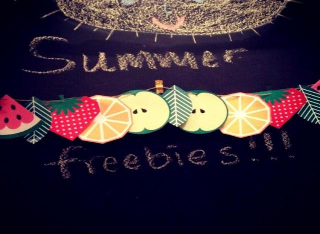 summer free printables