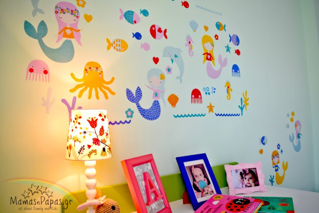Πώς να διακοσμήσεις όμορφα το παιδικό δωμάτιο
