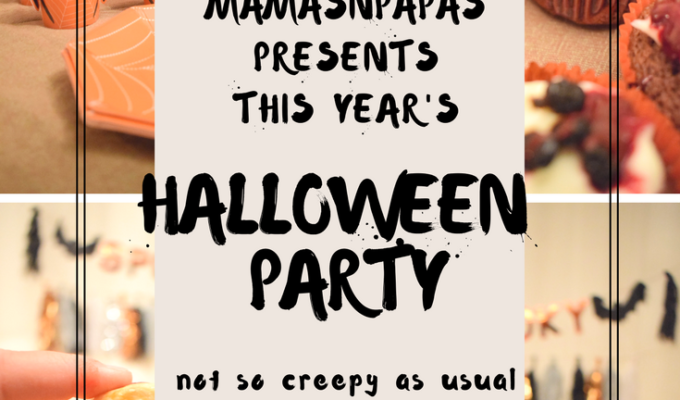 halloween party