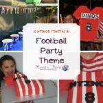 Football Party Theme