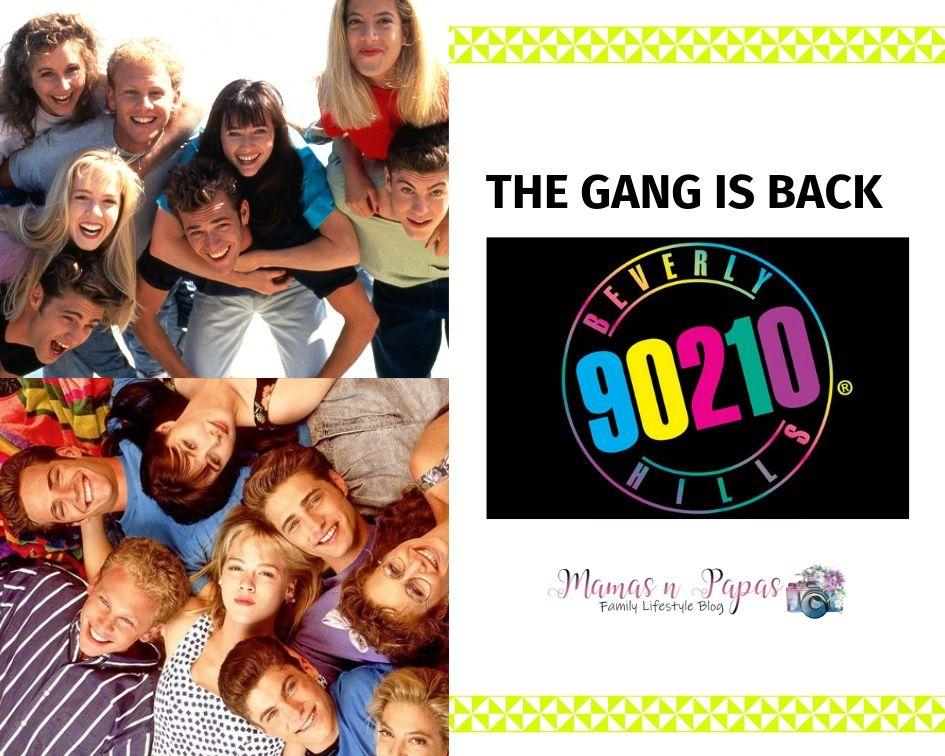 Τα χτυποκάρδια του beverly hills 90210