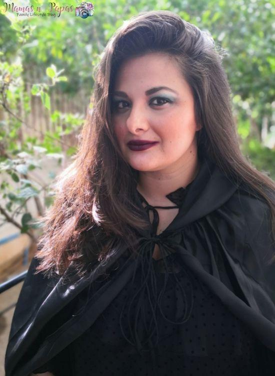μακιγιάζ για το Halloween