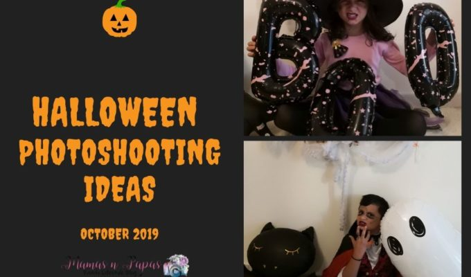 halloween photoshooting ideas