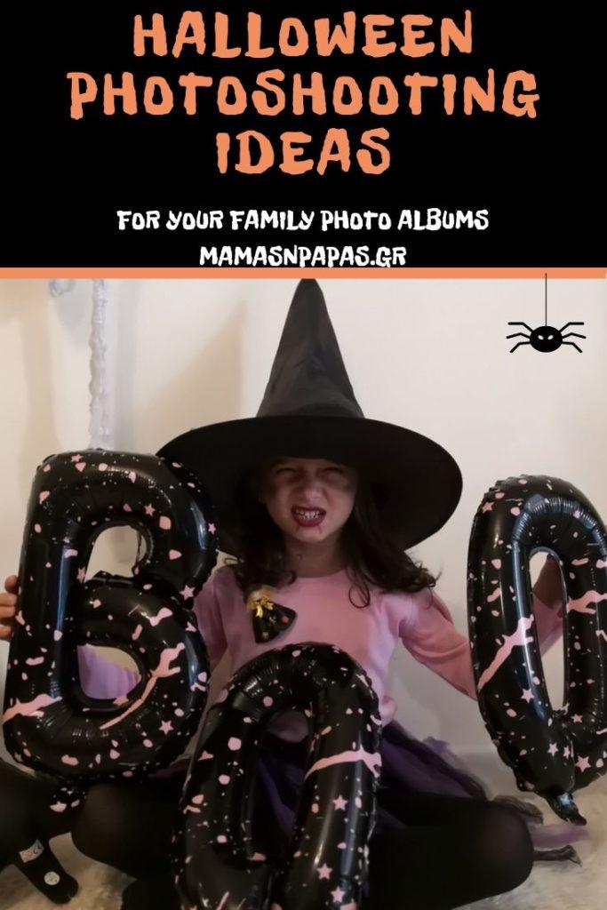 halloween photoshooting ideas