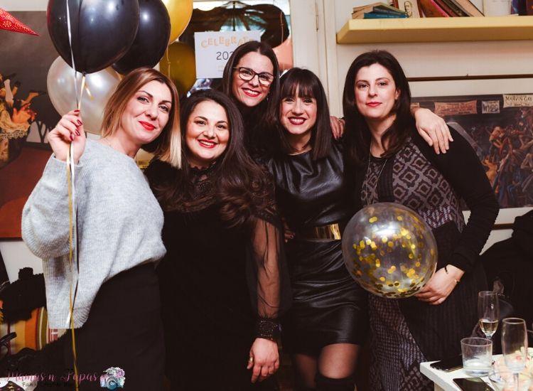 Κοπή πίτας των MomΒloggers για το 2020