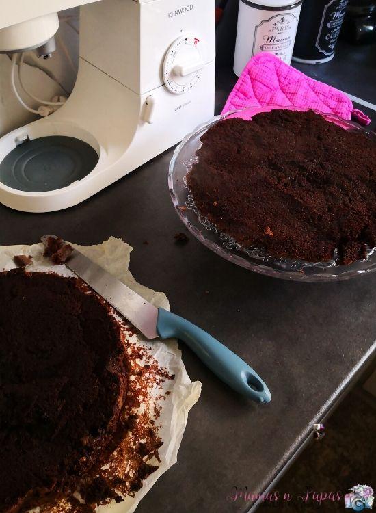 Πώς να φτιάξεις εύκολη σοκολατένια τούρτα