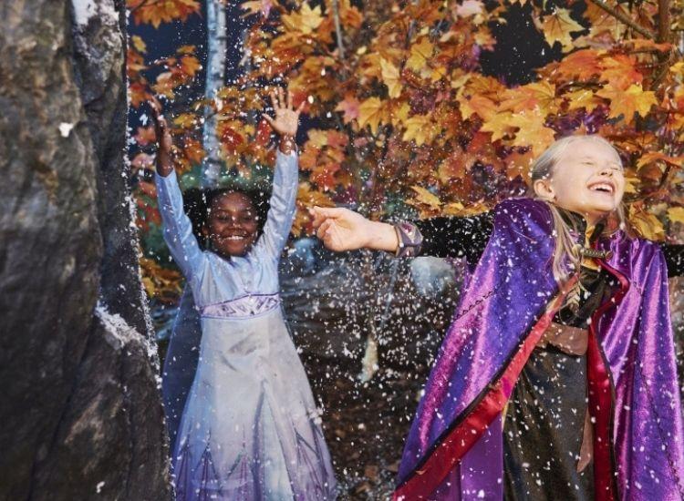 Η Frozen εβδομάδα μόδας ξεκίνησε!