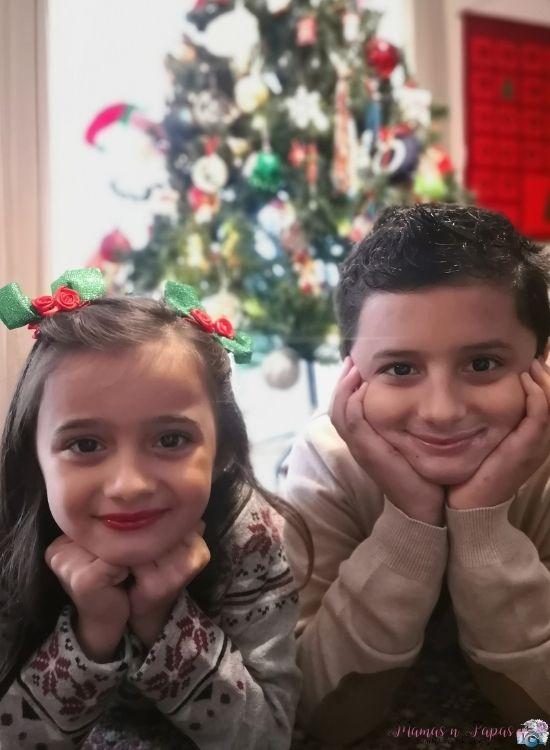 Χριστουγεννιάτικη φωτογράφιση