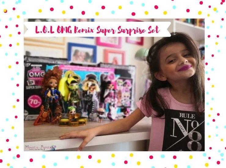 Το LoL Remix Super Surpise ήρθε σπίτι μας!