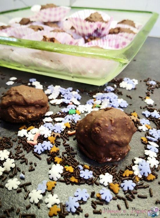 Πώς να φτιάξεις σοκολατάκια τύπου Ferrero