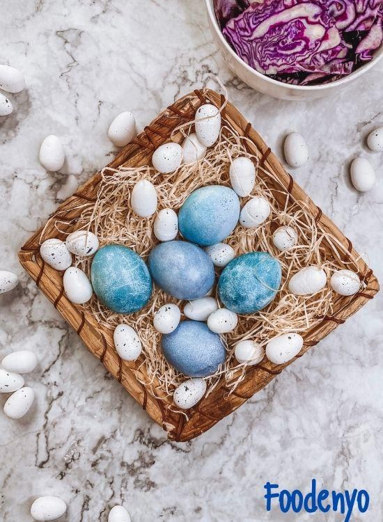 Πώς να βάψεις πασχαλινά αυγά με