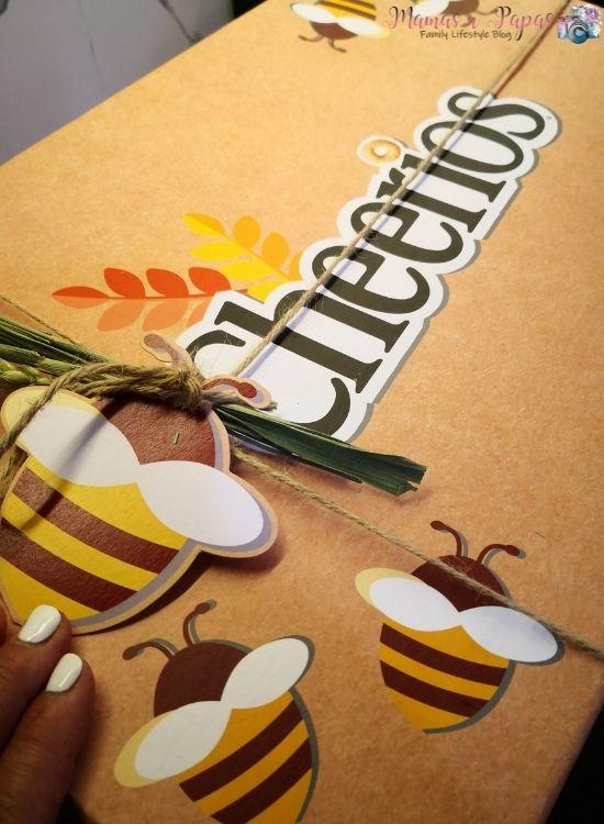 Τα HONEY CHEERIOS συμβάλλουν στην προστασία των μελισσών