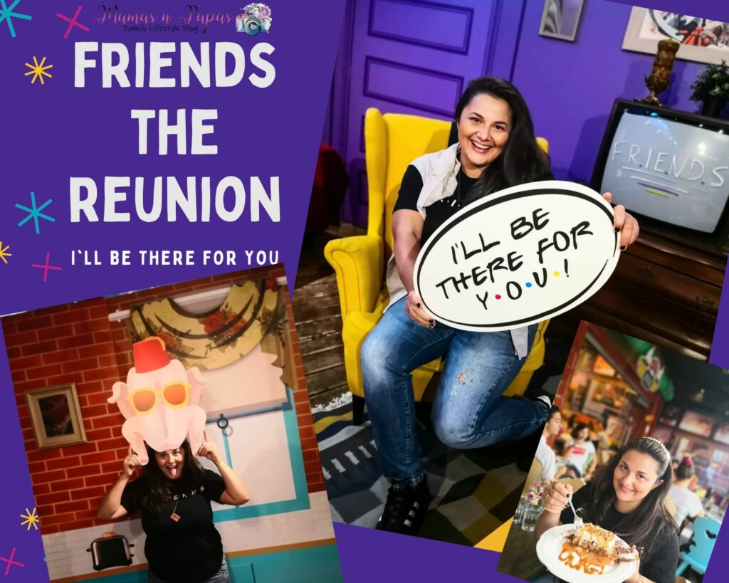 Friends The Reunion Όσα θέλω να ξέρεις