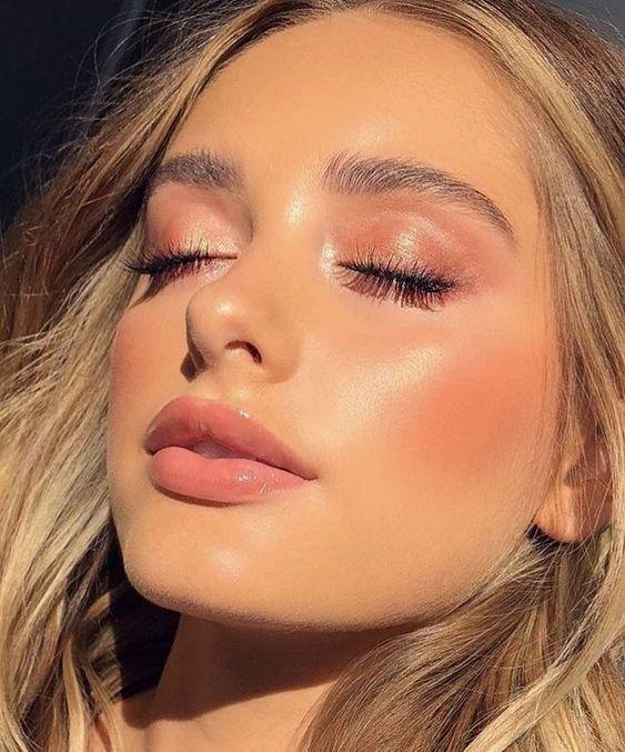 καλοκαιρινό make up